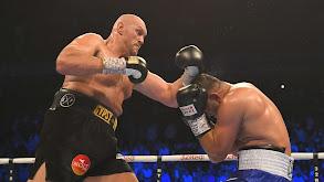 2018: Tyson Fury vs. Sefer Seferi thumbnail
