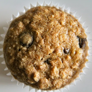 . Chocolate Chip Oatmeal Muffins .