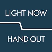 LIGHT NOW HAND OUT スケジュール送配信アプリ