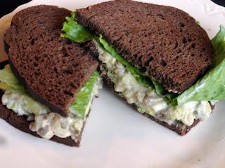 Ethnic Flavored Sandwiches Recipe