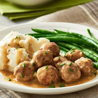 Meatballs Gravy Recipes.