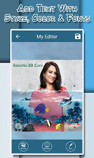3D Water Effects Photo Editor - Water Photo Editor - náhled