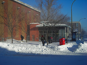 Photo: Laurier Metro Station