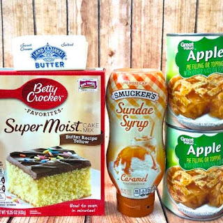 Apple Dump Cake With Yellow Cake Mix Recipes