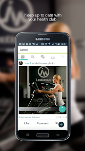 i-motion gym- screenshot thumbnail