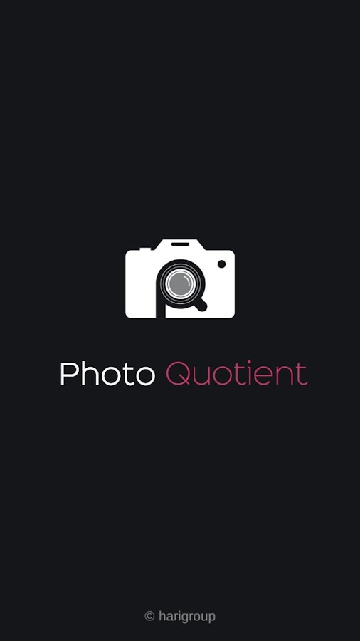 Photo Quotient- screenshot