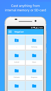 MegaCast - Chromecast Pro Screenshot