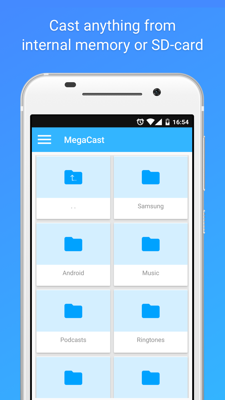 MegaCast - Chromecast Pro Screenshot 3