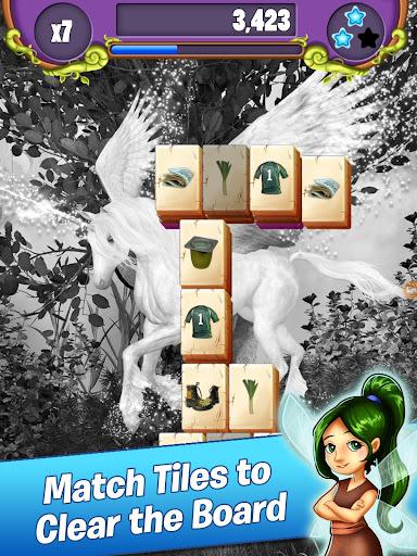 Hidden Mahjong Unicorn Garden 1.0.56 screenshots 1