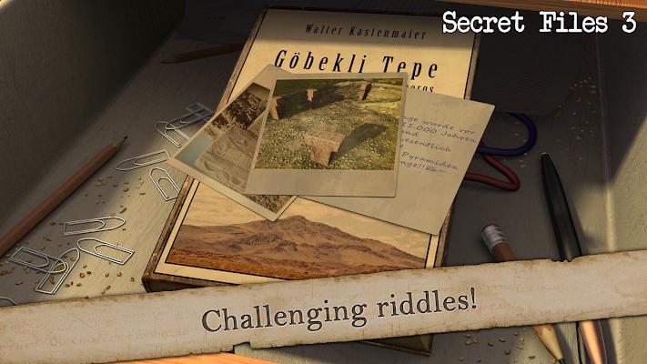 Secret Files 3 Screenshot Image