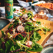 Family Size Peppery Pub Salad