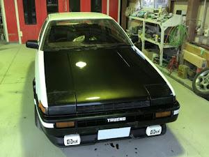 スプリンタートレノ AE86 GT-APEX・S59のカスタム事例画像 sasashu86さんの2021年01月09日06:31の投稿
