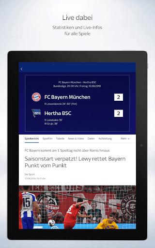 Sky Sport screenshot 15