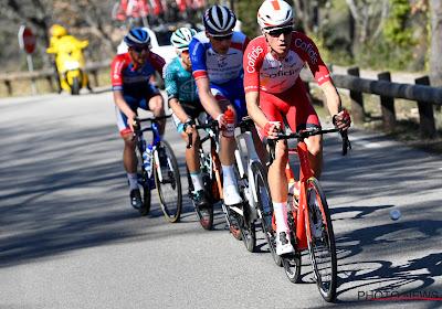 Virtuele bergkoning moet opgeven in Tour de France na val