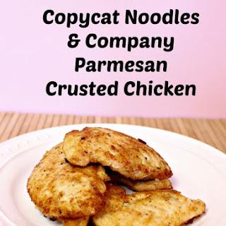 Copycat Chicken Parmesan Recipes.