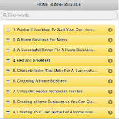 Home Business Guide