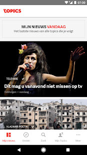 Topics NL- screenshot thumbnail