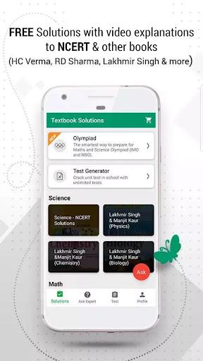 NCERT Solutions of NCERT Books 3.6.52 Screenshots 2