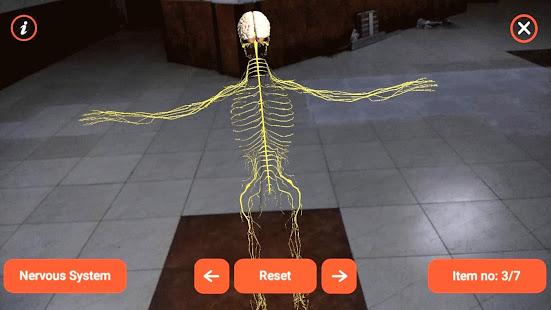 Download AR Human Organs For PC Windows and Mac apk screenshot 3