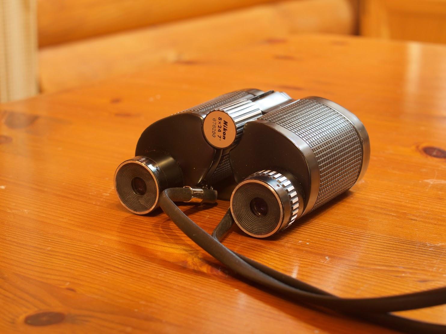 "Nikon ""Look"" 8x24 Binoculars"