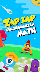 Zap Zap Kindergarten Math APK screenshot thumbnail 1