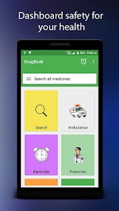 Drugbook – All Medicine Guide App Latest Version  Download For Android 2