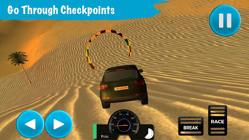 4x4 Jeep driving Game: Desert Safari 1.3 screenshots 2