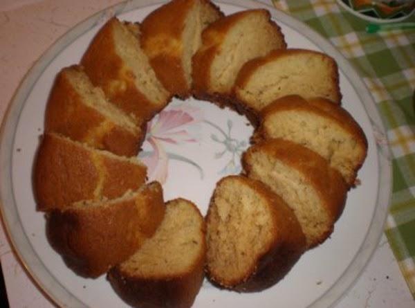 Yogurt Bundt Cake Recipe