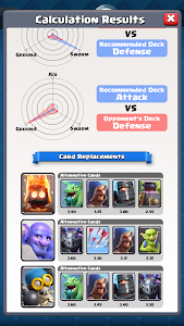 Counter Deck Calculator for CR screenshot 2