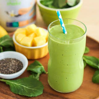 My Favourite Stress-Busting Digestion-Boosting Smoothie.