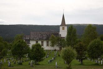 Photo: Folldal kyrkje