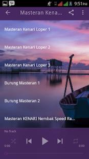 Masteran Kenari Gacor Panjang Screenshot
