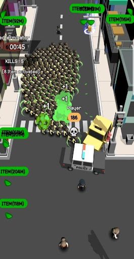 Crowd horror city screenshot 2