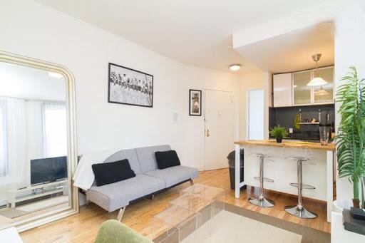 Hudson Street Apartment