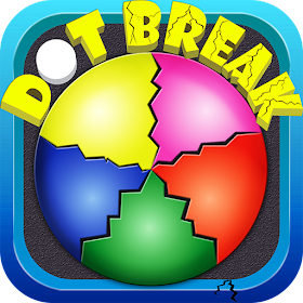 Dot Break™: пузырь игры