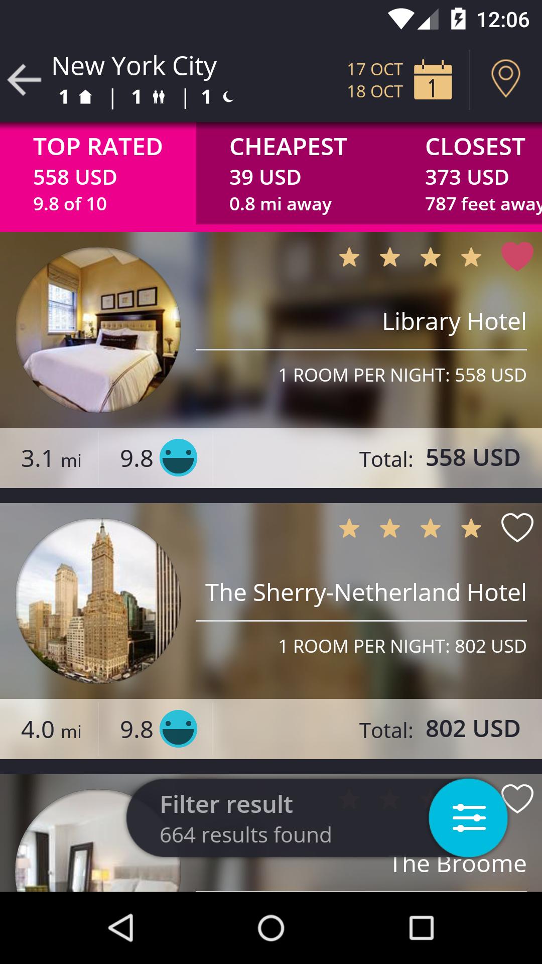 momondo Cheap Flights & Hotels screenshot #6