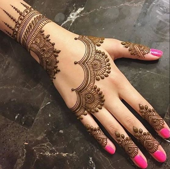 60 Henna Mehndi Designs For Full Body And Its Advantages 2019 Be