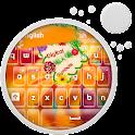 花のキーボードのテーマ icon