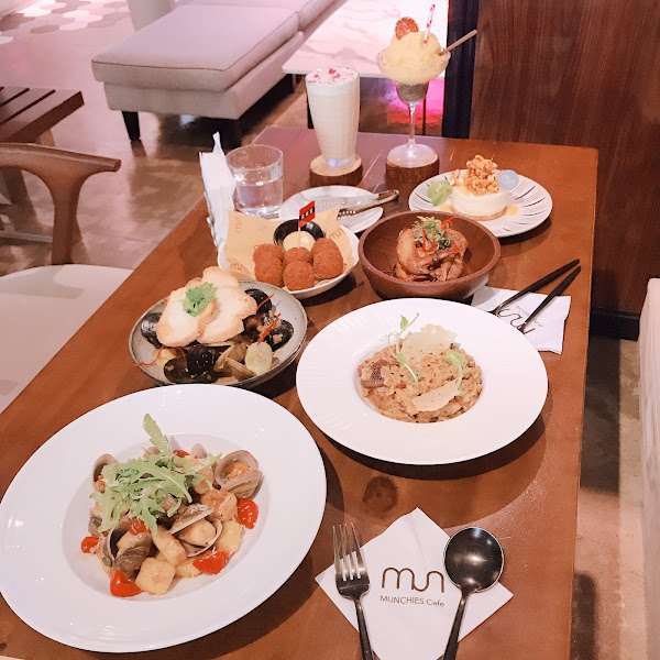 Munchies Cafe&Bistro 松山區小巨蛋餐酒館