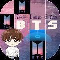 BTS Kpop Piano Tiles Game