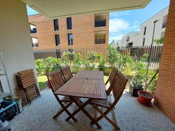Appartement 2 pièces 41,39 m2
