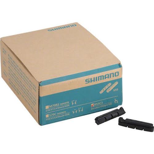 Shimano R55C3 Road Brake Pads, 50 Pairs