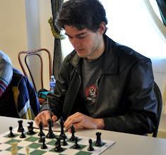 Photo: Joe Roback (Board #6 of PoCo Chess Club)