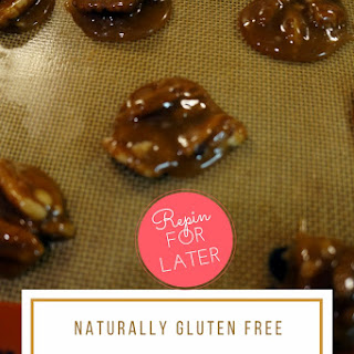 Gluten Free Creamy Pecan Pralines