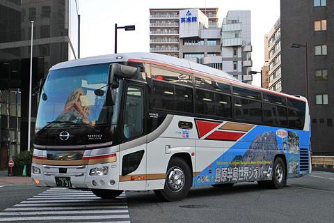 島原鉄道「島原号」 ・791