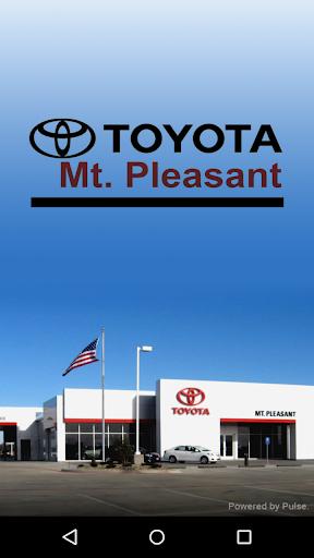 Mount Pleasant Toyota
