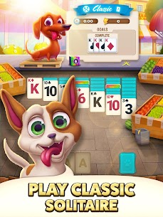 Solitaire Pets Adventure – Free Classic Card Game 8