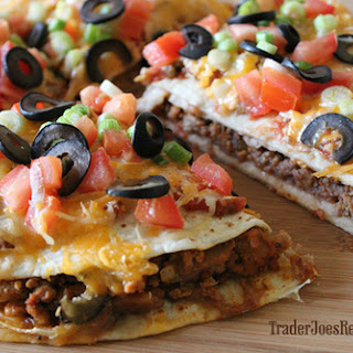 Better Than Taco Bell's Mexican Pizza