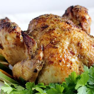 Low Carb Chicken Recipe - Lemon & Parsley Recipe