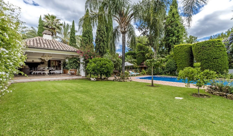 Maison avec piscine et terrasse Marbella